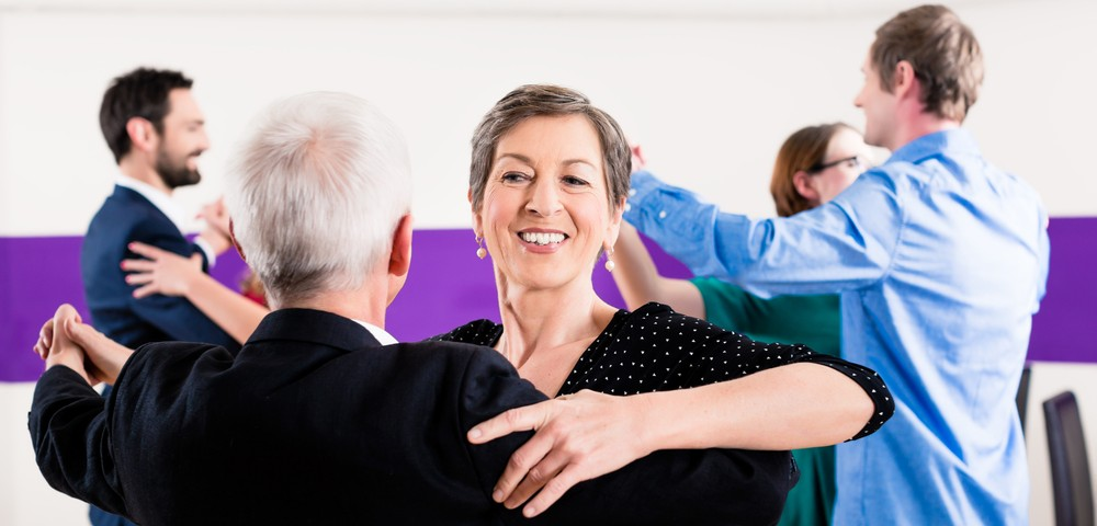 Parkinson's Patients Could Dance Their Way to Better Health