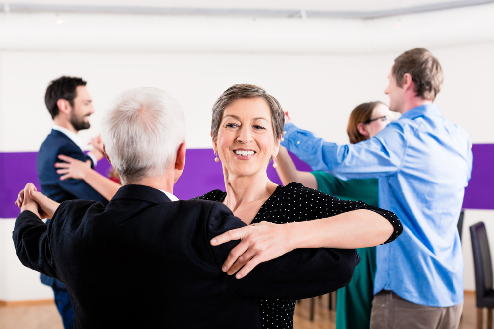 Parkinson's Patients Could Dance Their Way to Better