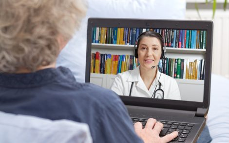 Internet Visits with Parkinson's Specialist Can Be as Effective as In-person Visits, Trial Finds