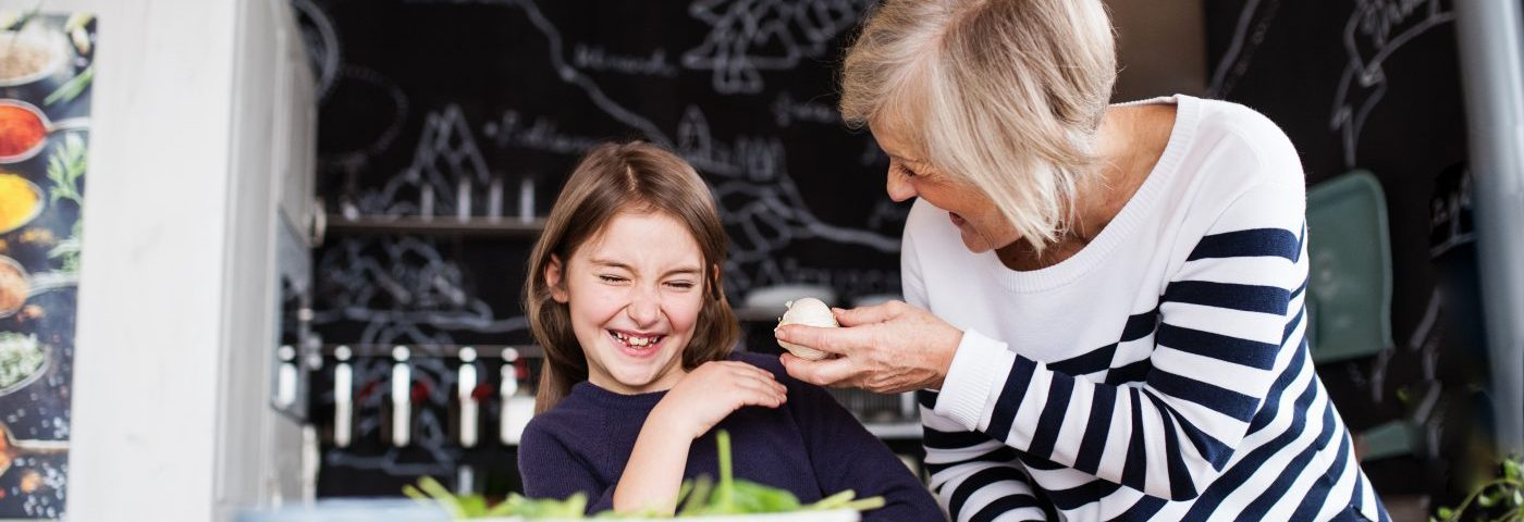Grandparenting with Parkinson's Disease